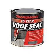 Thompsons 10 Year Roof Sealer And Protector - Grey 4 Litres
