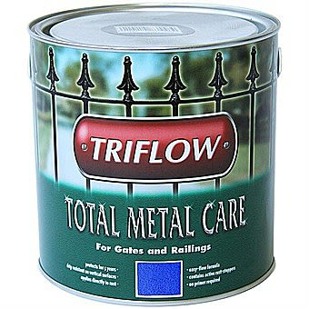 Triflow Total Metal Care Paint For Metal 500ml Blue