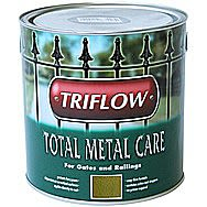 Triflow Total Metal Care Paint For Metal 250ml Gold