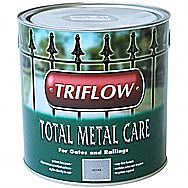 Triflow Total Metal Care Paint For Metal 500ml Silver