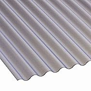 Brett Martin 6 x 2 Feet PVC Marvec Sheeting To Suit 8/3 Iron
