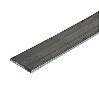 Picture of Raw Aluminium Flat Bar 10 x 2mm x 1 Metre