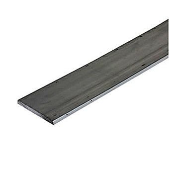 Picture of Raw Aluminium Flat Bar 40 x 2mm x 1 Metre