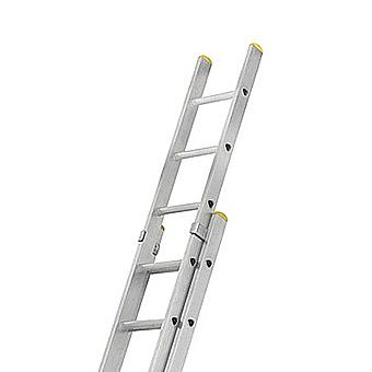 Abru Promaster Twin Section 3.0 Metre Extension Ladder