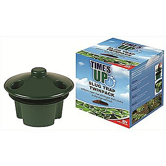 STV Times Up Twin Pack Slug Traps STV090