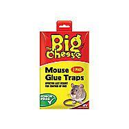 STV The Big Cheese Mouse Glue Traps STV182