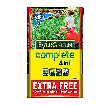 EverGreen Complete 4 in 1 360m² Plus Extra Free
