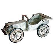 Apollo Vintage Wooden Car Garden Planter