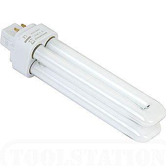 Compact 18 Watt Double Biax 4K Tube Energy Saving Light Bulb