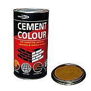 Bond It Cement Colour 1kg Powder Dye