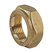 Brass Compression Nut 8mm