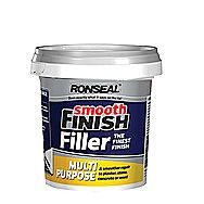 Ronseal Smooth Finish Multi Purpose Filler 600 Grams