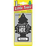 Little Trees Air Freshener Black Ice