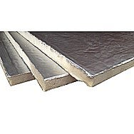 Poly Iso Floor Insulation x 2.4m x 1.2 Metres