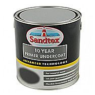 Sandtex Primer Undercoat Dark Grey 750ml