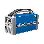 Draper TIG Welder 160 Amp High Frequency MMA Inverter Welder 09116