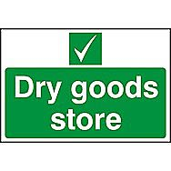 Centurion Dry Goods Store PVC Sign 300 x 200mm