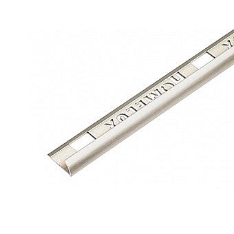 Homelux Metal Tile Trim Chrome 2.5m x 9mm