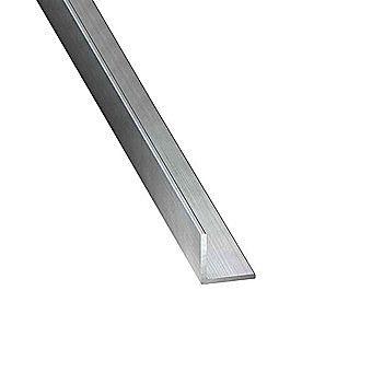 Picture of Aluminium Corner Trim 30 x 30mm 1 Metre Anodised