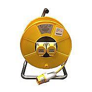110 Volt Cable Reel 50 Metre 16 Amp