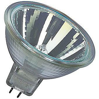Osram 35 Watt MR16 Halogen Bulbs - Twin Pack