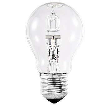 Osram 46 Watt Eco Superstar Clear Bulb With Screw Fitting