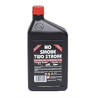 Alco No Smoke Two Stroke Oil 1Ltr