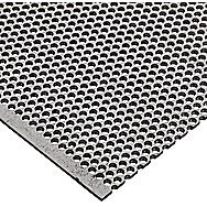 Steel Perforated 8mm Round 1000 x 500mm Sheet No. 78