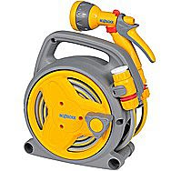 Hozelock Pico Hose Reel 10 Metres with Fittings