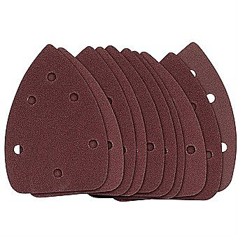 Draper 36060 60 Grit Hook & Loop Tri-Sand Disc Pack of 10