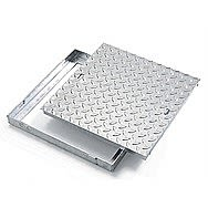 Galvanised Manhole Cover 225 x 225mm