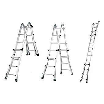 Werner 4.97M Telescopic Combination Ladder