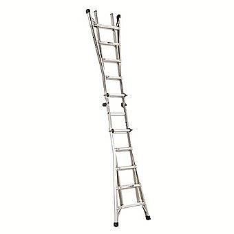 Werner 6.71m Telescopic Combination Ladder