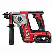 Milwaukee M18BH-402C 18v SDS+ Rotary Hammer Drill 2 x 4.0Ah Batteries