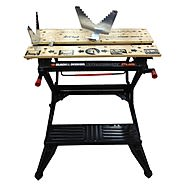 Timber Teeth and Black & Decker Workmate Deluxe Kit