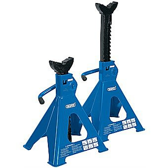 Draper 30883 6 Tonne Axle Stands Pack of 2