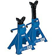 Draper 30881 3 Tonne Axle Stands Pack of 2