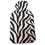 De Vielle Fleeced Covered Hot Water Bottle YAN030754