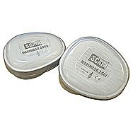 Scan SCAPPECARTP2 Twin Filter Cartridge P2 Pack of 2
