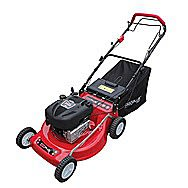 ProPlus Self Propelled 53cm Petrol Lawnmower Briggs & Stratton Engine