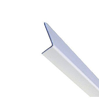 Picture of Homelux PVC White Angle Lipped - HHE701