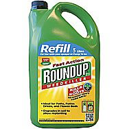 RoundUp Pump and Go  5 Litre Refill
