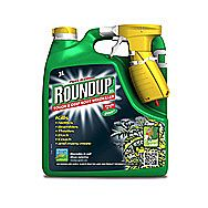 Roundup Tough and Deep Weedkiller 3 Litre with Direct Spray Handle