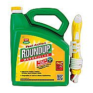 Roundup Ready to use Fast Action Weedkiller 3 Litres