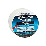 EverBuild Aquaseal Waterproof Tanking Tape 5 Metre