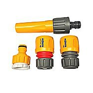 Hozelock Starter Pack Hose Fittings