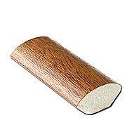 Light Oak PVC Quadrant 19mm
