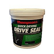 Thompsons Quick Drying Drive Seal 10 Litre Black