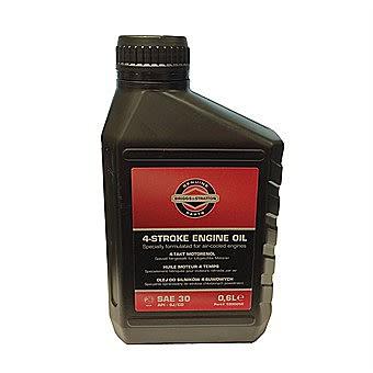 Briggs & Stratton 4 Stroke Engine Oil 600ml