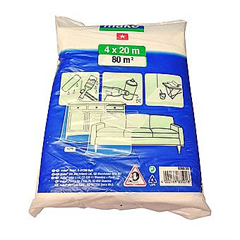 Mako All Purpose Decorating Cover Dust Sheets 4 x 20m
